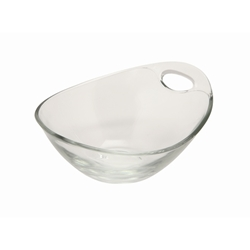 Handled Glass Bowl 12cm Diameter (6 Pack) Handled, Glass, Bowl, 12cm, Diameter, Nevilles
