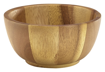 Acacia Wood Bowl 15cm x 7cm (Each) Acacia, Wood, Bowl, 15cm, 7cm, Nevilles
