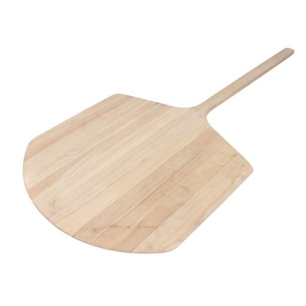 Wooden Pizza Peel 457mm x 457mm / 18? x 18? Blade, 1067mm / 42? Overall