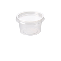 4oz Containers & Lids (20 x 100 Pack)