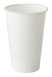 9oz PS White Vending cup (25 x 80 Pack)