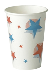 7oz Star/Ball Design (20 x 100 Pack)