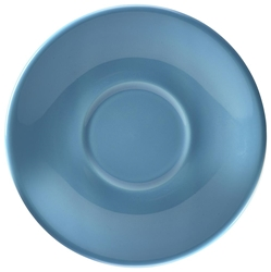 Royal Genware Saucer 12cm Blue (6 Pack) Royal, Genware, Saucer, 12cm, Blue, Nevilles