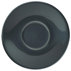 Royal Genware Saucer 12cm Grey (6 Pack) Royal, Genware, Saucer, 12cm, Grey, Nevilles