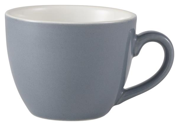 Royal Genware Bowl Shaped Cup 9cl Grey (6 Pack) Royal, Genware, Bowl, Shaped, Cup, 9cl, Grey, Nevilles