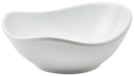 Royal Genware Organic Triangular Bowl 18.5 x 18 x 7.5cm (6 Pack) Royal, Genware, Organic, Triangular, Bowl, 18.5, 18, 7.5cm, Nevilles