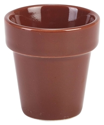 Royal Genware Plant Pot 5.5 x 5.8cm 6cl/2.5oz (6 Pack) Royal, Genware, Plant, Pot, 5.5, 5.8cm, 6cl/2.5oz, Nevilles