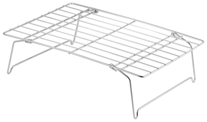 Stackable Cooling Wire Rack 330 x 230 x 90mm (Each) Stackable, Cooling, Wire, Rack, 330, 230, 90mm, Nevilles