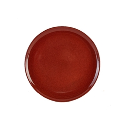 Terra Stoneware Rustic Red Pizza Plate 33.5cm (6 Pack) Terra, Stoneware, Rustic, Red, Pizza, Plate, 33.5cm, Nevilles