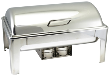 Soft Close Chafing Dish GN 1/1 (Each) Soft, Close, Chafing, Dish, GN, 1/1, Nevilles