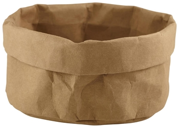 Brown Washable Paper Bag 20()x14cm(H) (Each) Brown, Washable, Paper, Bag, 20x14cmH, Nevilles