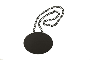 Replacement Chalkboard Necklace for Glass Dispensers