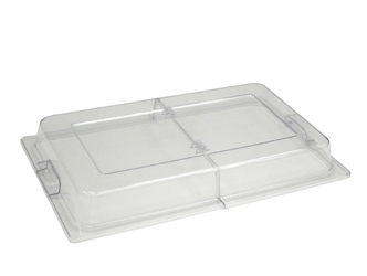 Pc Hinged Lid For 1/1 Chafers Or Rattan Baskt