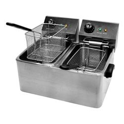 Zyco  Double Fryer