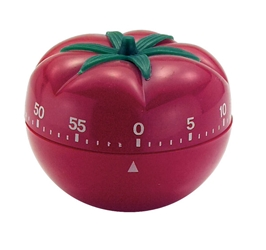 Colours Kitchen Timer Tomato