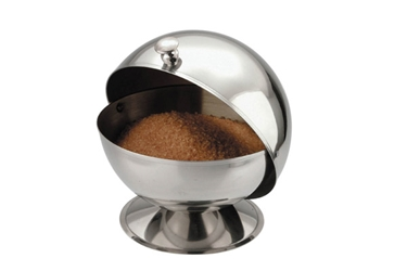 Roll Top Sugar Bowl 12 Oz / 0.3 Ltr