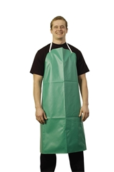 Heavy Duty Apron Green