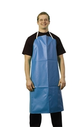 Heavy Duty Apron Blue