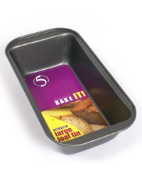 Non Stick Small Loaf Tin (1Lb) 20 X 11Cm