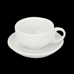 Orion Cappuccino Saucer 15.5Cm (4 Pack)