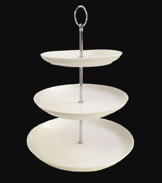Orion 3 Tier Cake Stand (2 Pack)