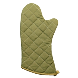 Flame Retardent Oven Mitt 15Inch To 200C