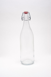 The Country Kitchen Round Cliptop Bottle 1L