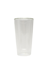 Double Wall Tumbler Glass 350ml