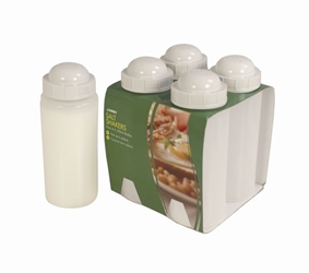 Salt Shakers 0.5L (4 Pack)