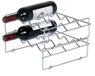 Roma Stackable Wine Rack