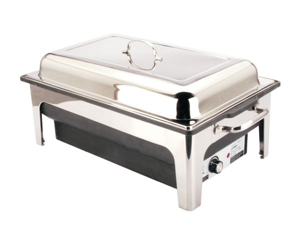 Sunnex Rect Electric Chafer 1/1 8.5L 65Mm