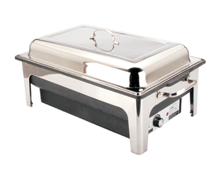 Sunnex Electric Chafer  1/1 Pan 13Ltr