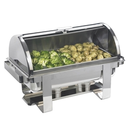 Roll Top Chafer Full Size 1/1  65Mm Deep