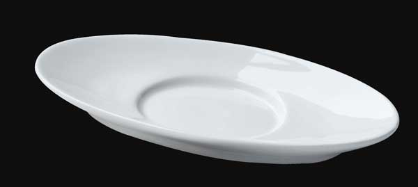 Orion Gravy Boat Saucer 8Inch (6 Pack)