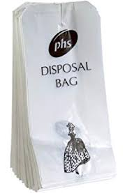 Lady Sanitary Disposal Bags (1000)