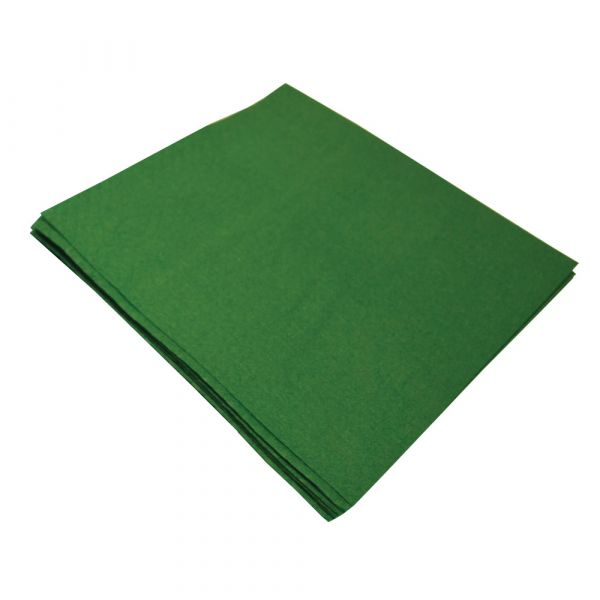 Napkin 2Ply 33cm Forest Green (1000)